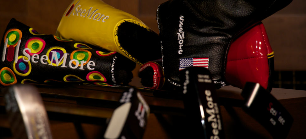 Gearing Up: SeeMore Putters