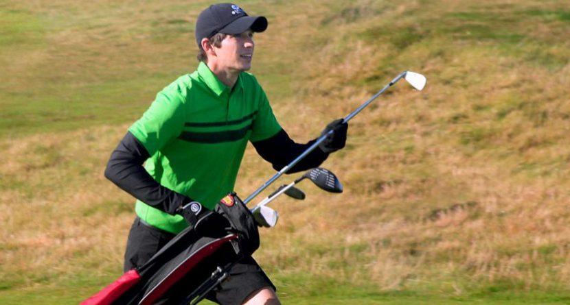 Golf Isn't a Sport? Try Speed Golf
