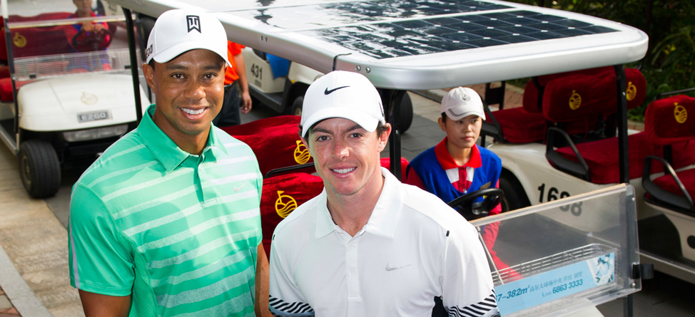 Best of Tiger-Rory-Ahmad Banter from Match at Mission Hills: Part 1