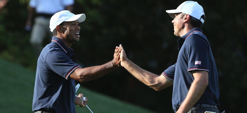 Matt Kuchar Calls Tiger Woods 'Carlton,' Meant 'Jazzy Jeff'