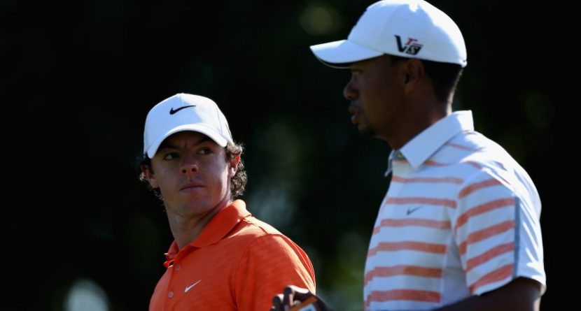 Tiger Woods, Rory McIlroy Prepare Differently for 'The Match'