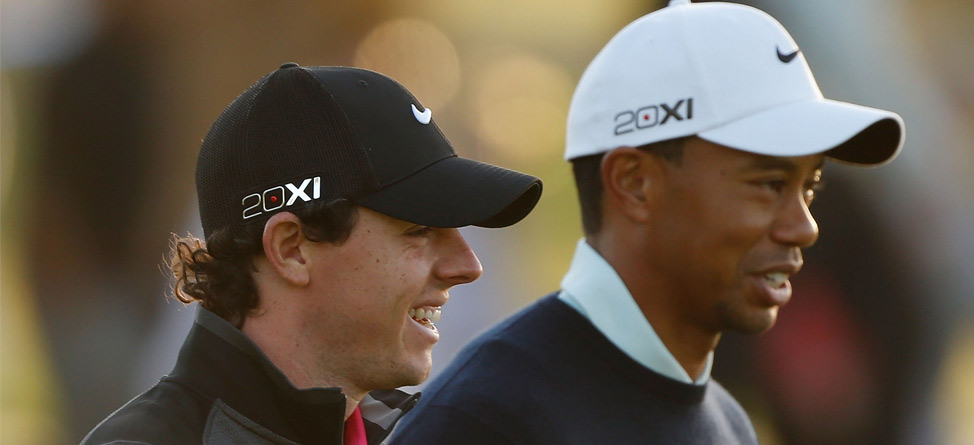 Tiger vs. Rory: The Match at Mission Hills Live Blog