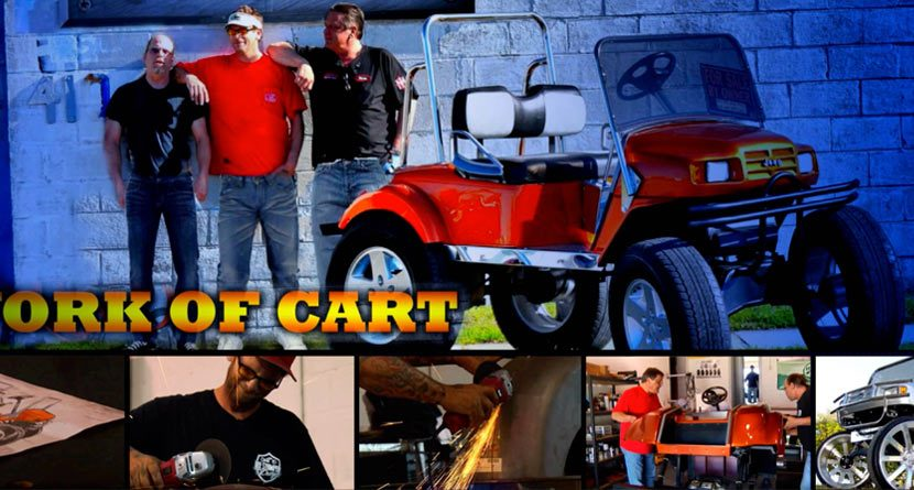 TV Preview: Work of Cart