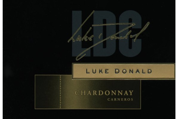 2011 Luke Donald Collection Chardonnay