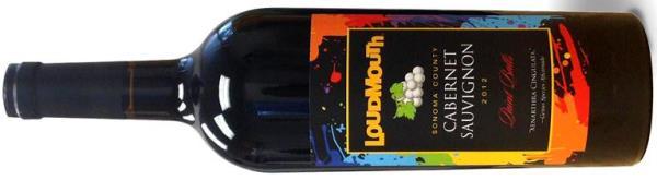 2012 Loudmouth Wine Cabernet Sauvignon
