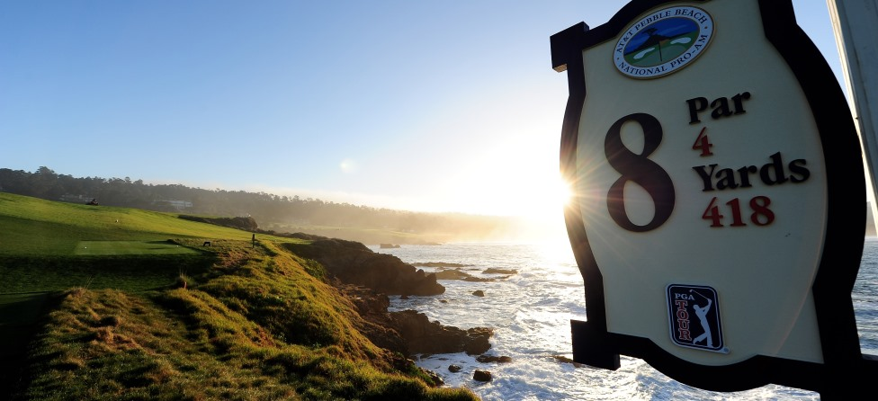 AT&T Locks in 10 More Years With Pebble Beach Pro-Am