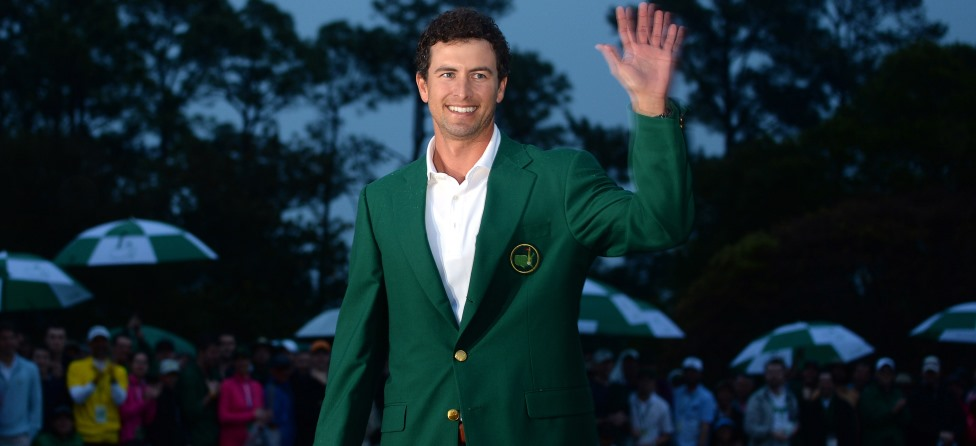 Australia To Celebrate 'Wear Green for Adam Scott Day'