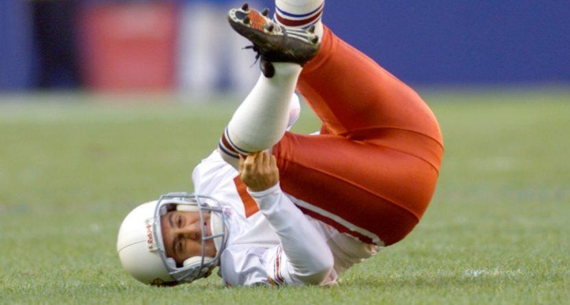 9 Odd Sports Injuries