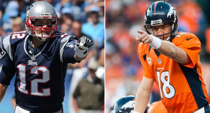 NFL Calls on Palmer, Nicklaus To Talk Manning, Brady
