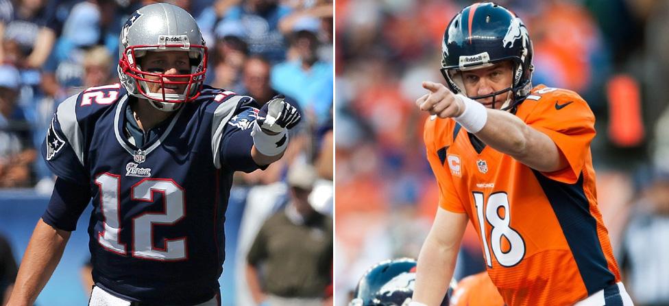 NFL Calls on Palmer, Nicklaus To Talk Manning, Brady