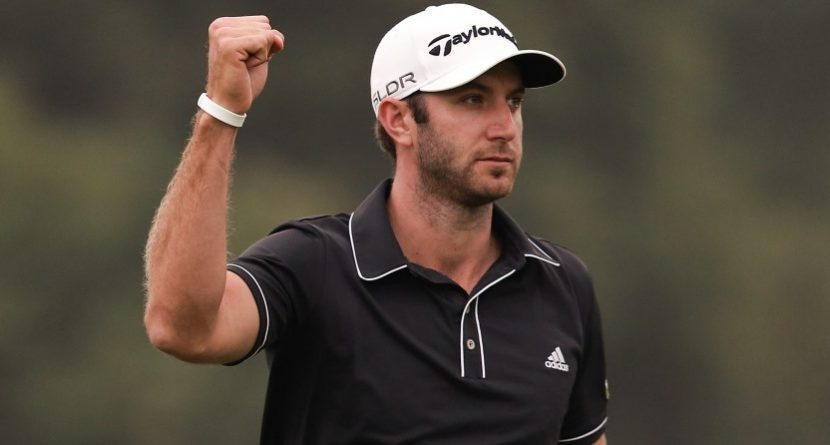 The Odds: Dustin Johnson Aims For Second Win Of Season
