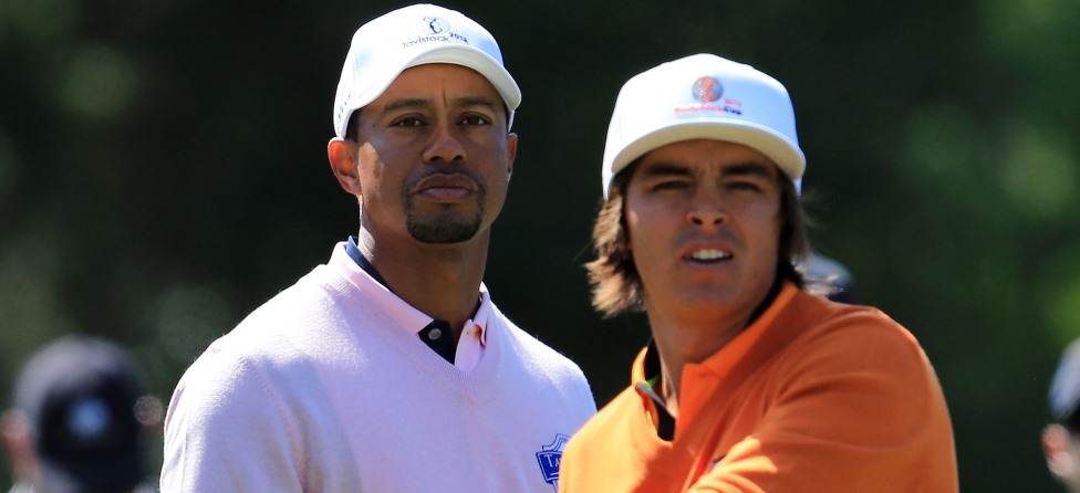 9 Golfers We're Thankful For This Holiday Season