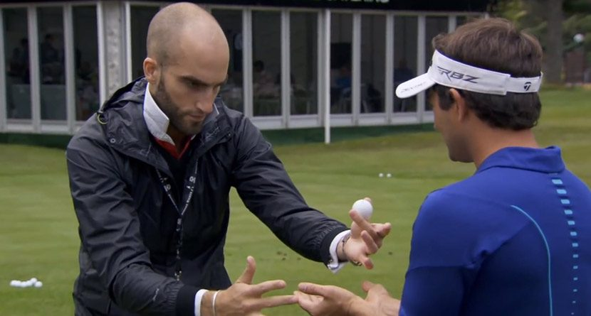 More Than Meets the Eyes: Magic on the Links