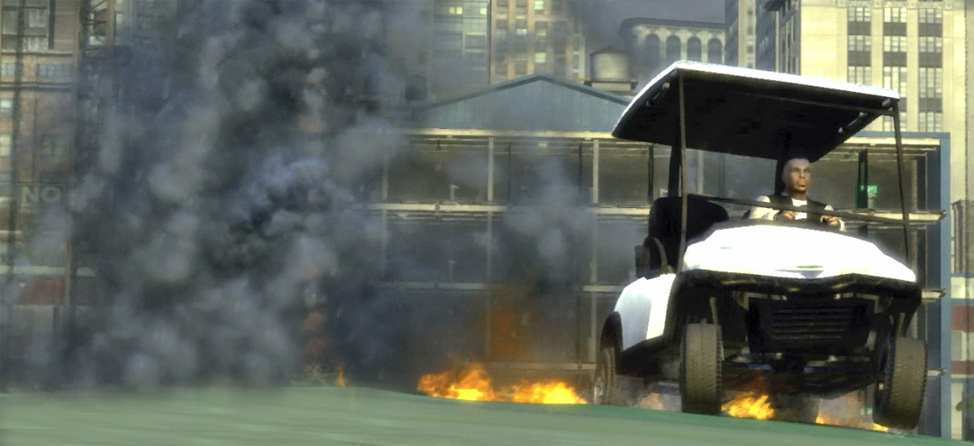 Golf In 'Grand Theft Auto V' Is Hazardous To Your Health