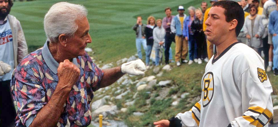 Bob Barker Turns 90, Can Still 'Whup' Adam Sandler