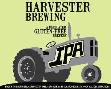 Harvester Brewing IPA No. 1