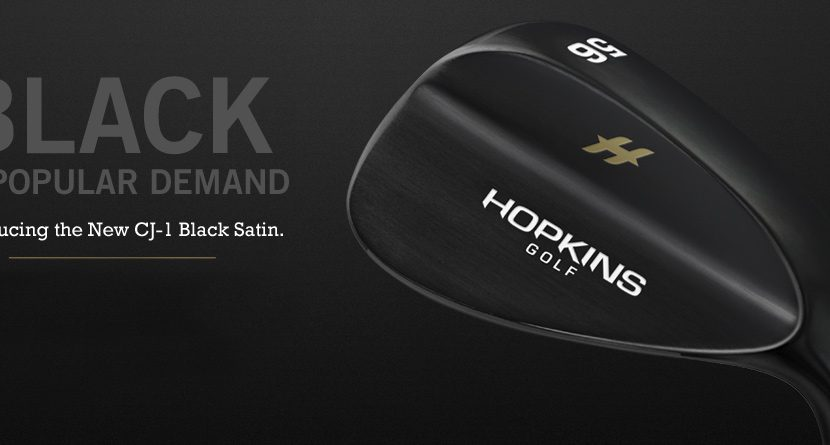 Hopkins Golf Introduces CJ-1 Wedges