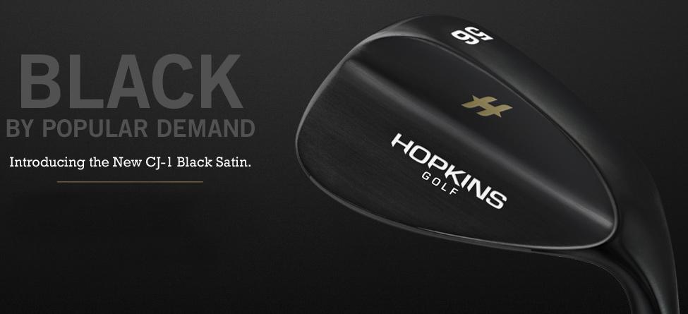 Hopkins Golf Introduces CJ-1 Wedges