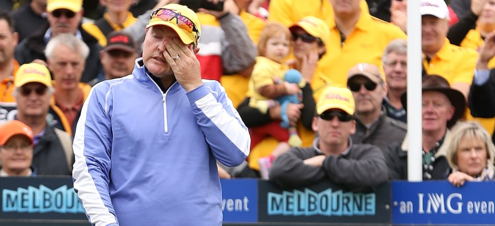 Cancer Survivor Jarrod Lyle Makes Emotional Comeback