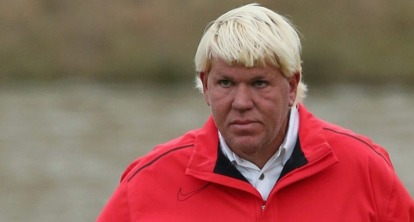 John Daly's Encounter with Cobra in South Africa