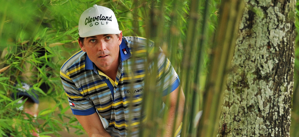 Keegan Bradley Has Howard Stern Withdrawal