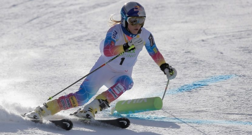 Lindsey Vonn Partially Tears ACL, Olympics In Doubt