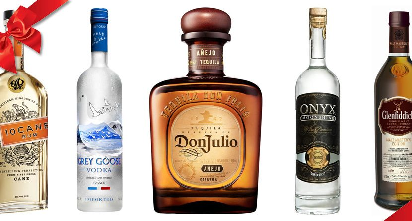 Gift Guide: Top 9 Liquors