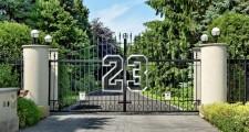 Pix: Michael Jordan's Chicago Home