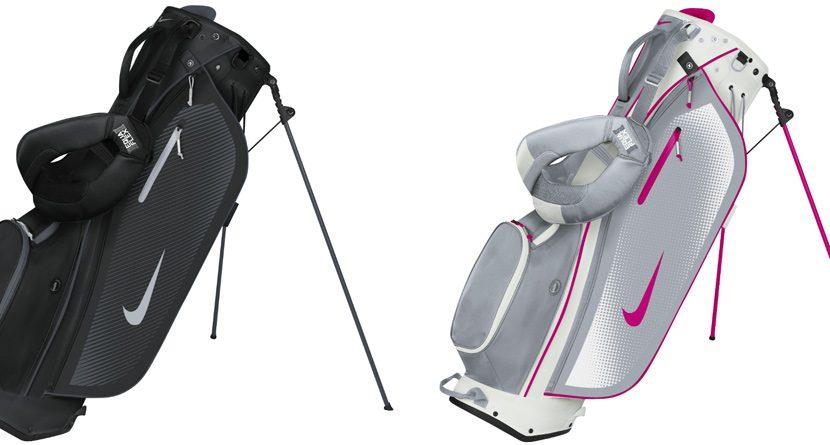 Nike Golf's Lightest Carry Bag Ever