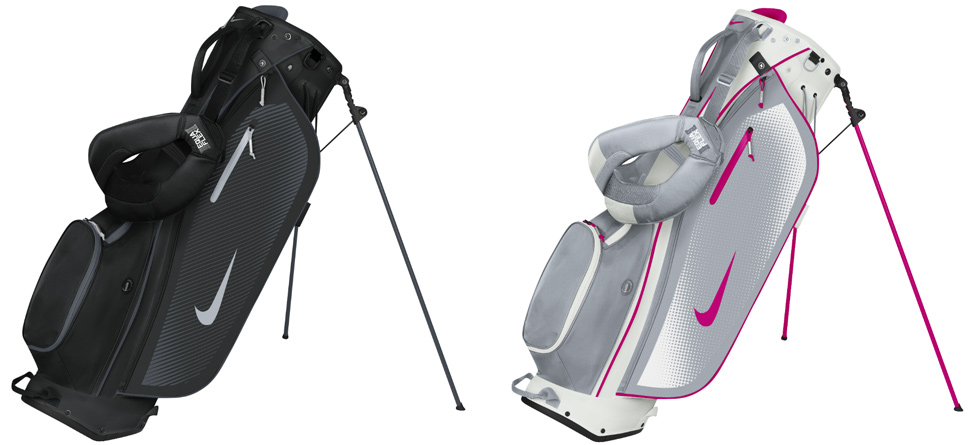 Nike Golf's Lightest Carry Bag Ever