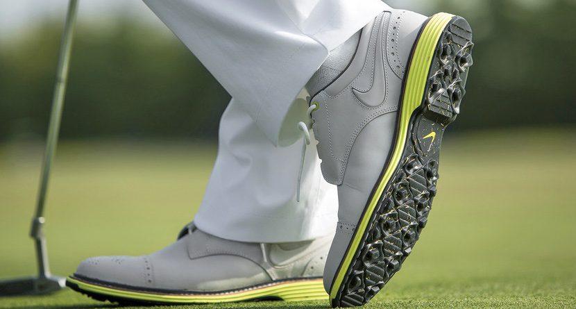 Nike Introduces Clayton Golf Shoe