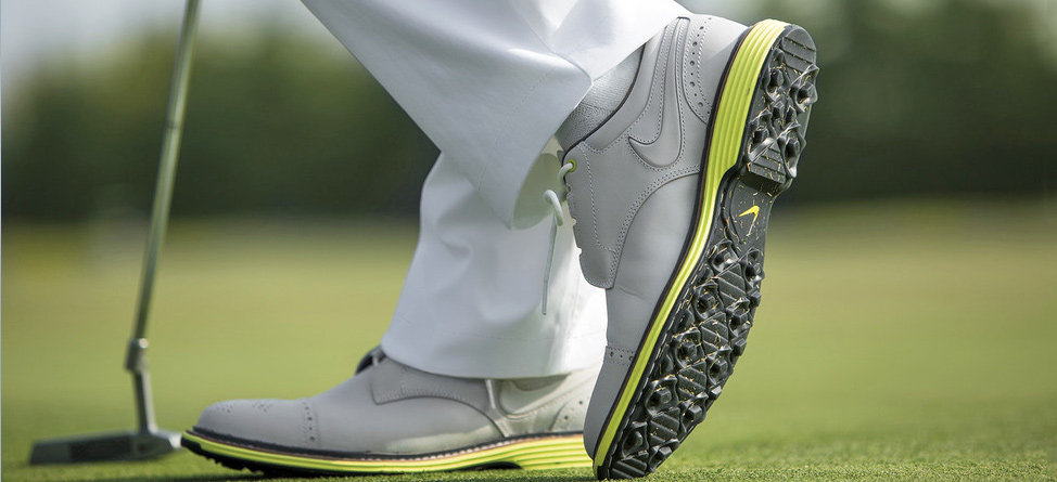 Nike Introduces Clayton Golf Shoe