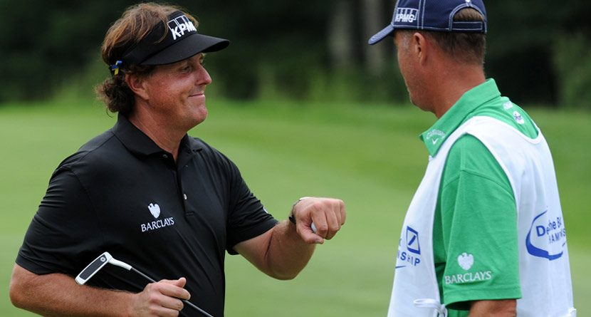 Phil Mickelson: 'I Want To Be An Olympic Athlete'