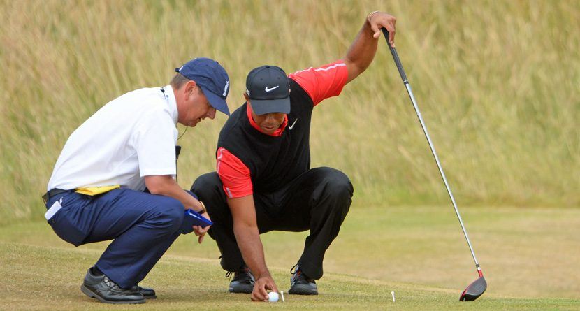 Golf's Newest Rules Announced