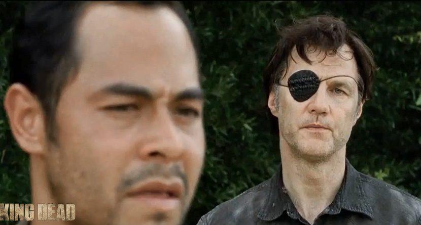 Walking Dead's Governor Has A Killer Golf Swing