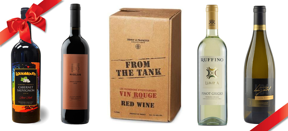 Gift Guide: Top 9 Wines