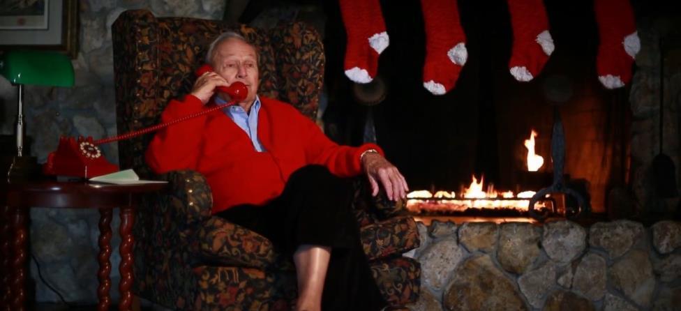 Arnold Palmer Makes a Call, Christmas is Saved