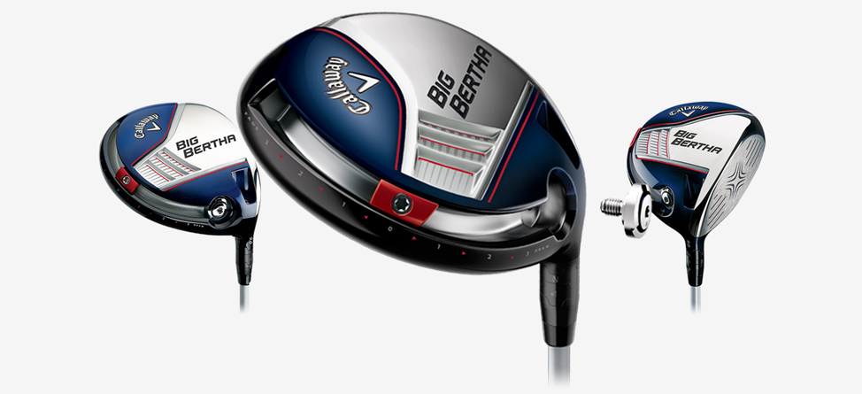 Even More Callaway Big Bertha News