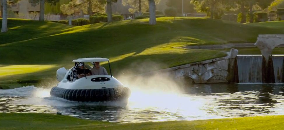 10 Of The World's Most Unbelievable Golf Carts