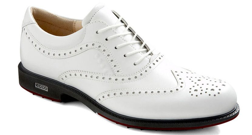 Scrape Your Icy Windshield with… ECCO Golf Shoes?
