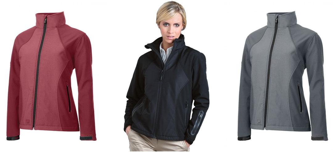 Threading the Needle: Fila Women's Vail Soft Shell Performance Jacket