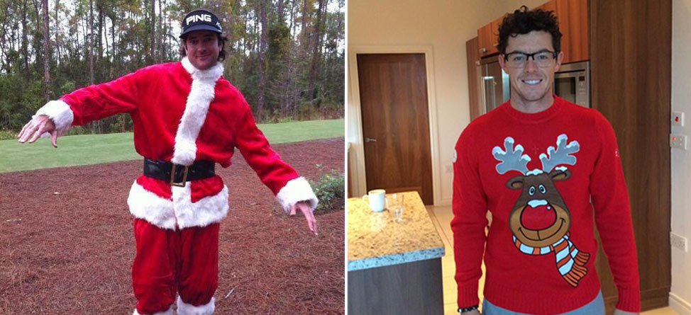 Best Holiday Tweets From Around The Golf World