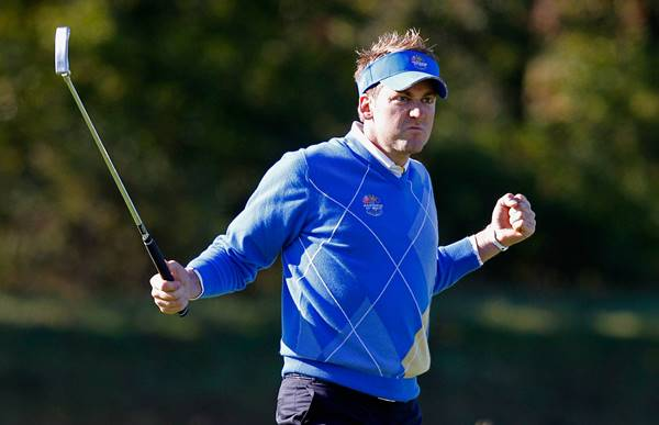 Ian Poulter Ryder Cup 600