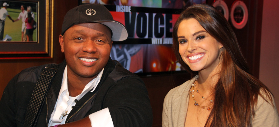 Get 'Your Shot' With Voice Champion Javier Colon