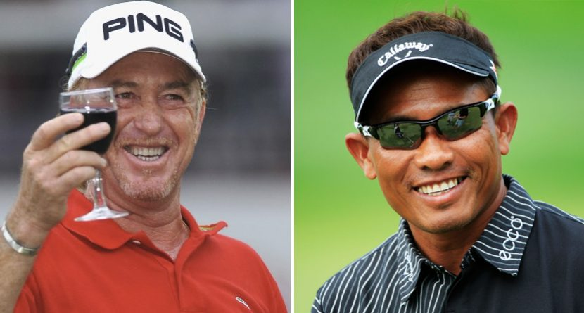 Jimenez, Jaidee To Lead At EurAsia Cup