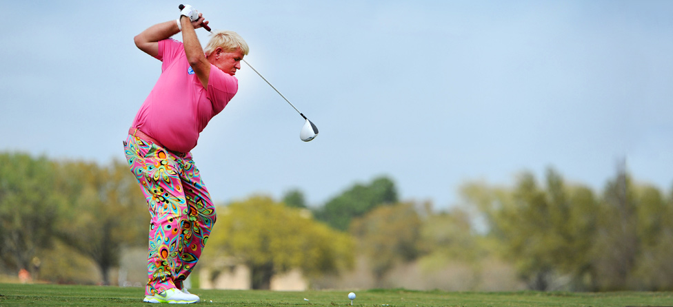 John Daly Tweets He's Not Gay