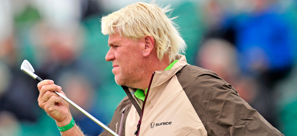 John Daly Disappointed With Twitter After Shooting 90