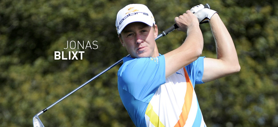 Jonas Blixt Extends Partnership with COBRA PUMA