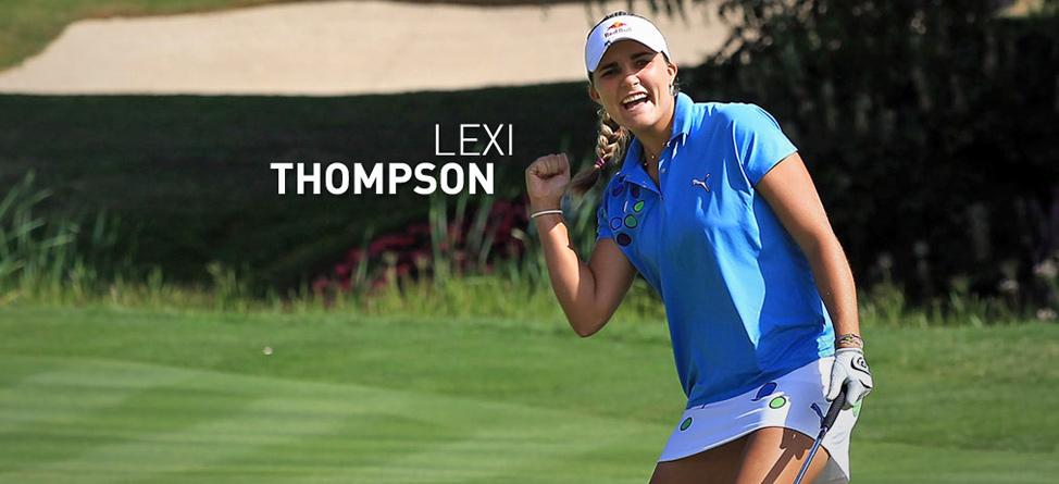COBRA PUMA Extends Relationship with Lexi Thompson