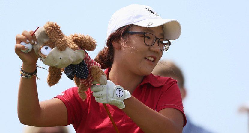 Report: LPGA Phenom Lydia Ko Signs With Callaway
